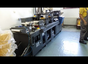 Arsoma EM 260 Label printing machine - flexo
