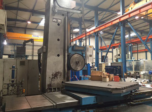 Union BFT 130 Floor type boring machine CNC