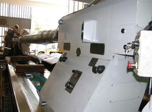 Poreba TCG 200 / 10000 heavy duty lathe