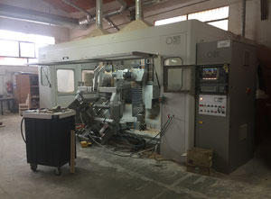 Used Bacci double Wood CNC machining centre - 5 Axis