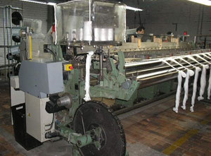 Used Picanol Omni Plus Air jet loom