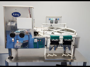 Used King TB5 Counting machine