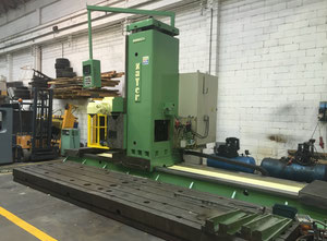 Zayer cm 6000 Floor type boring machine CNC