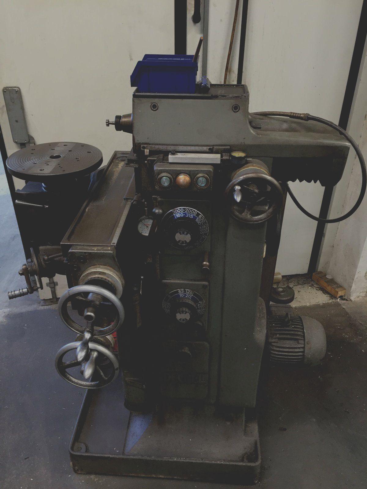 Deckel FP1 + Firbrotakt zwei Fräsmaschinen Universal