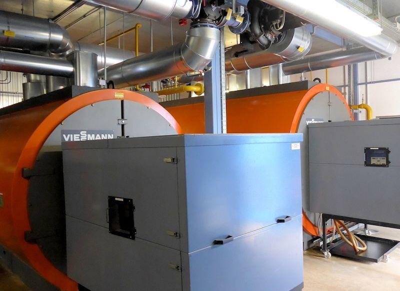 Viessmann Turbomat-RN Typ 18032-01 Heizkessel Kessel Heizung 2.300 ...