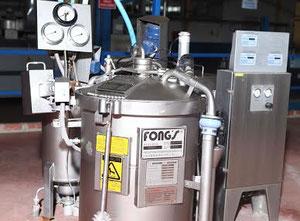 Fongs Allwin 50 / 70 / 53 Einfärbungsmaschine