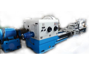 Heavy duty lathe TCG 160 x 6000 - 2015 overhaul