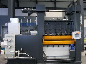 WMW GOTHA UBR 4x1250 Kaltblechrichtmaschine / Blechrichtmaschine Generalüberholt 2018/2019