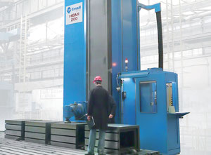 Emsil AFP-180 Floor type boring machine CNC