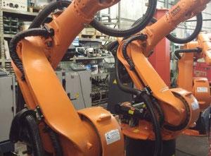 Robotica industrial KUKA KR 200