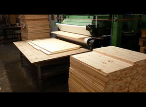 Pine solid wood factory is for sale