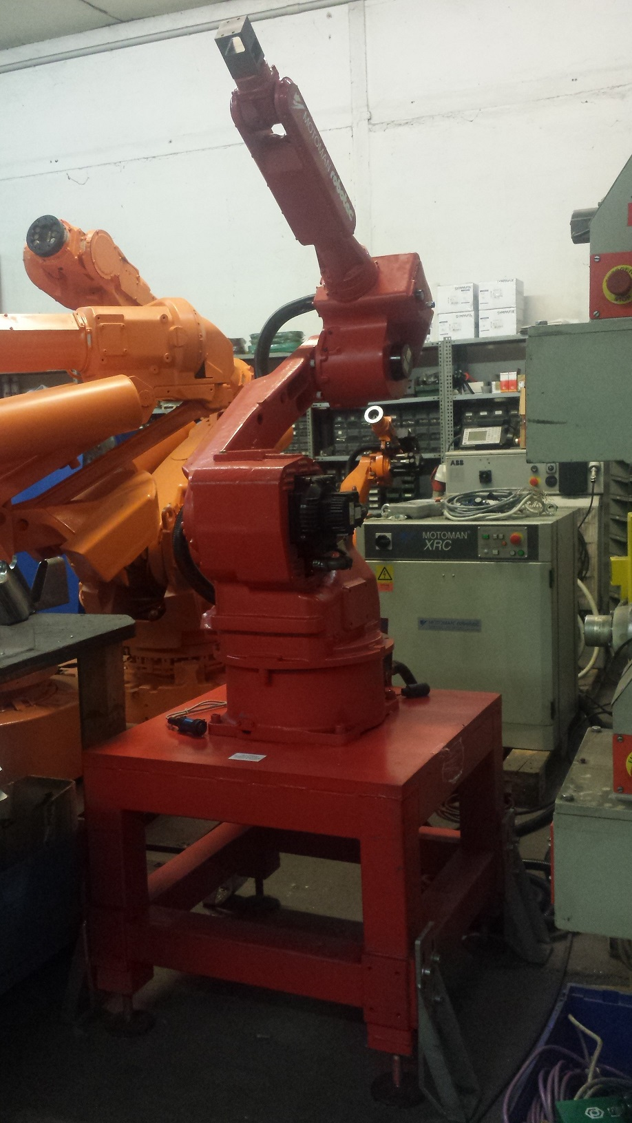 Used MOTOMAN YR UP 20 A00 Industrial robot - Exapro