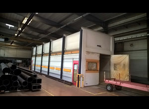 Omia PL16 Spray booth
