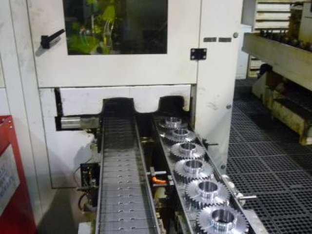 cnc deburring machine