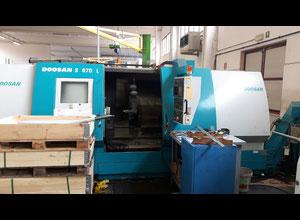 Doosan S 670 L Drehmaschine CNC