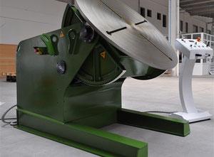 Posicionador de soldadura Britannia 5000kg
