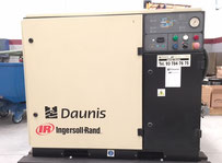 Ingersoll-Rand UP5 22 10 Oiled screw compressor