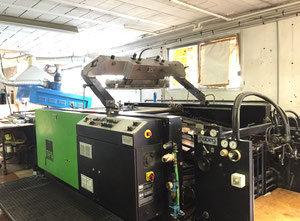 Sps Rhesus VITESSA Screen printing machine