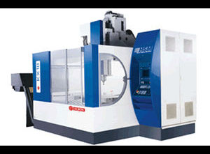 Huron KX 10 Machining center - high-speed (18000+ rpm)