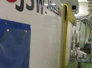 JSW J45ELIII 890HS Eine elektrische Spritzgießmaschine
