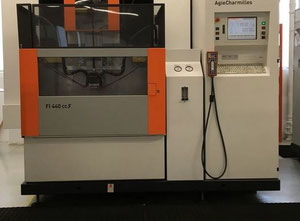 Used Charmilles Robofil 440 CCS Wire cutting edm machine