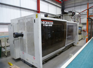 Negri Bossi V 700-6500 Injection moulding machine