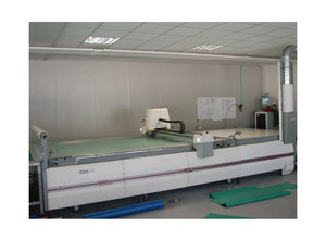 Used Inves - Automated cutting machine