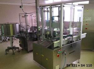 Llenadora de frascos / ampollas Inova/Optima SV 122 / SH 110/1 / EK 321