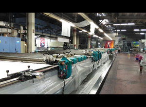 Buser 3200 mm Rotary textile printer