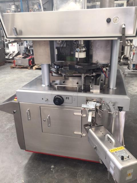 Manesty Rotapress Diamond mk 5 Rotary tablet press - Exapro