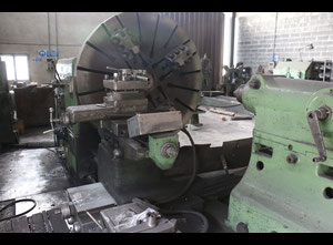 WMW dps 1800 heavy duty lathe