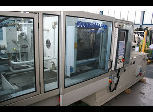 KRAUSS MAFFEI KM 200-1400 C1 MC 4 Injection moulding machine
