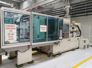 Krauss Maffei KM 450 - 2700 C3 Injection moulding machine