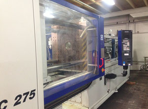 Used Ferromatik Milacron K-Tec 275S Injection moulding machine