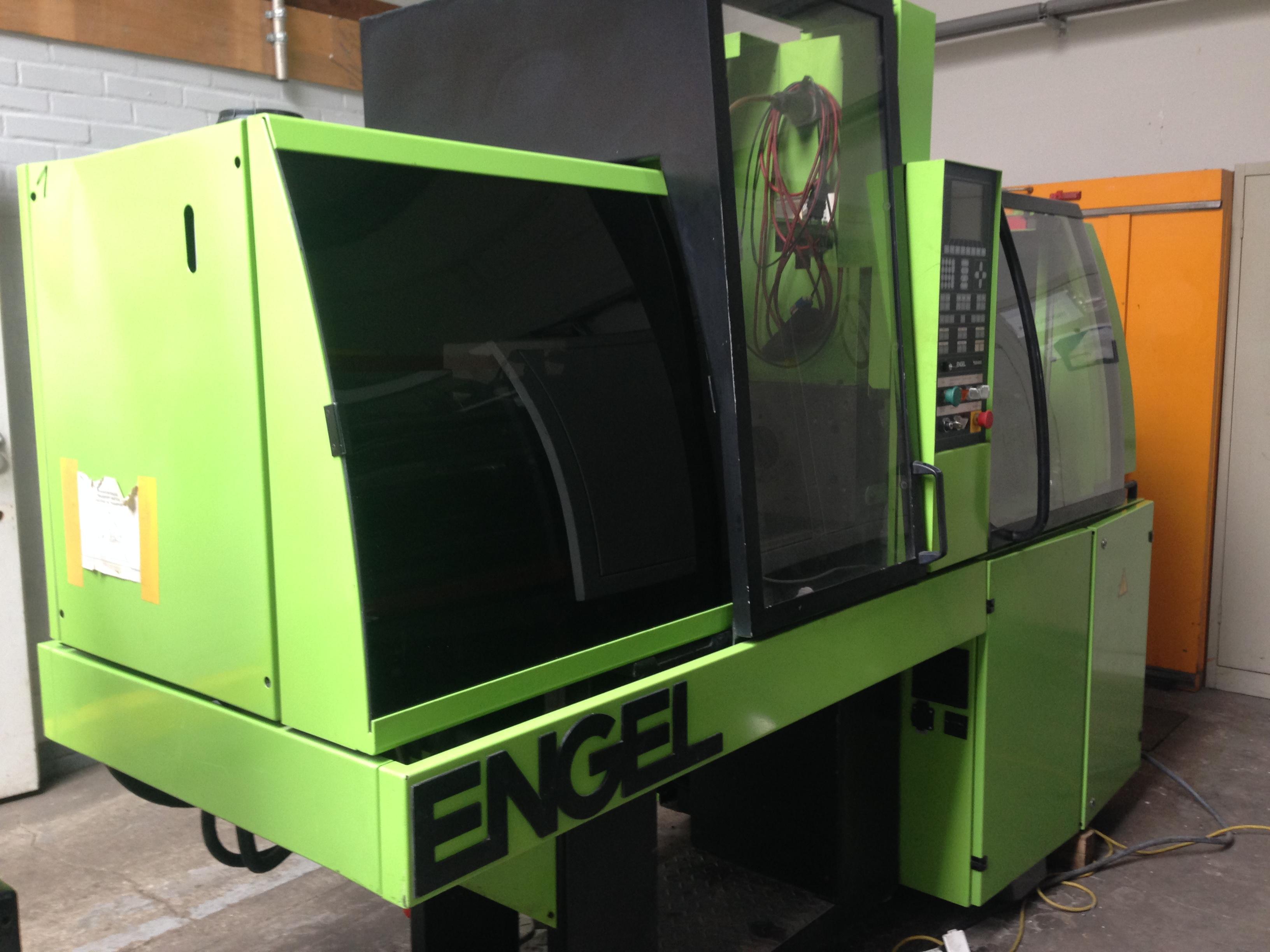 Used Engel ES80/25HLS EL Injection moulding machine
