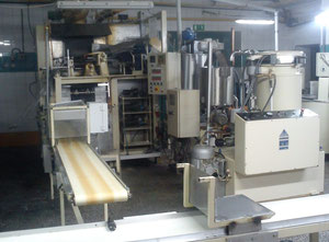 Vander-Pol - Machines for the production of stuffed rolled wafers