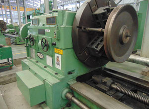 CRAVEN DEEP HOLE BORING LATHE WITH CNC CONTROL