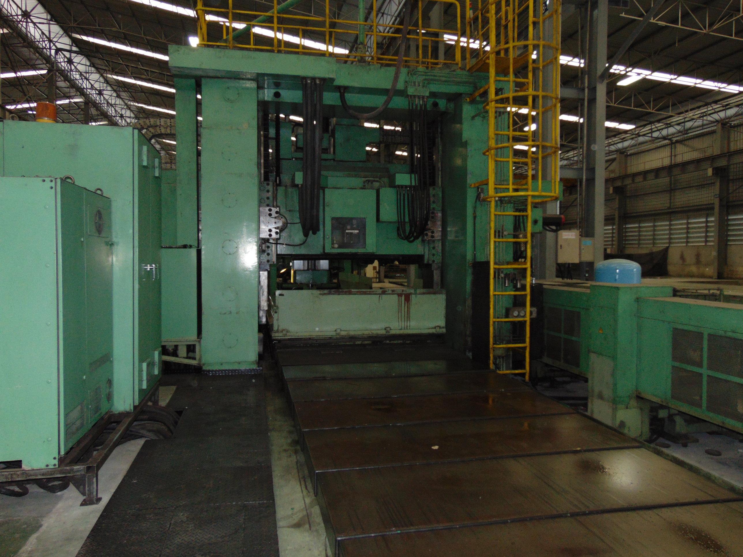 SHIN NIPPON KOKI (SNK) HF-3M CNC MILLING MACHINE - Exapro