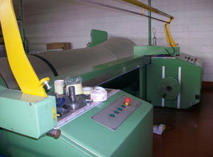 Used Giovannelli - Sectional warping machine