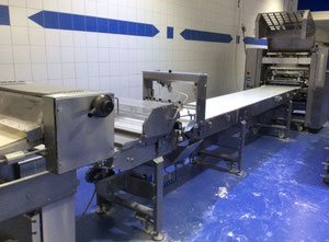 Used FRITSCH - Complete bread production line