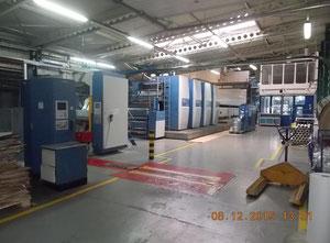 Rotační tiskový stroj KBA Compacta 318