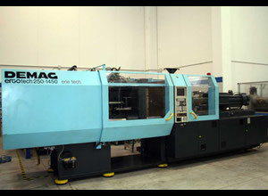 Demag 250 H 1450 Ergotech Serie Tech Injection moulding machine