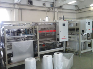 Merello ME305 Automatic machine for Vacuum Pack pillows and similar products