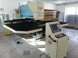 Durma PP 12530 Stamping press