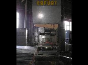 Prensa excéntrica Erfurt PEE I 400