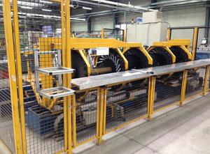 Hirschmiller & Höhn NCB4000 Hidrolik Boru Bükme Makinası