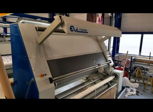 Used Macotex - Unrolling & inspection machine