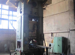 Trimming press Voronez KV2536