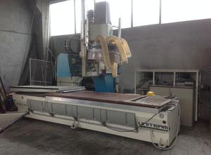 Uniteam Uniteam Hobby R/30 Wood CNC machining centre - 5 Axis