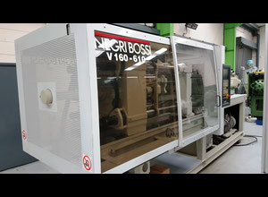 Negri Bossi V160-610 Injection moulding machine